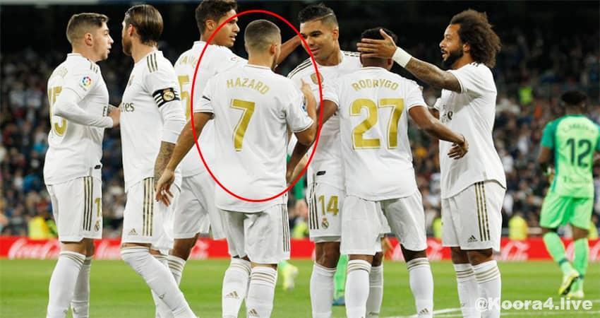 ريال مدريد يستغني عن بيل وهازارد